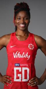 Ama Agbeze has been dubbed 'a marvel of the modern netball world', having played in Australia, New Zealand and England, and across five positions on the court. Agile and adept, the experienced defender currently plies her trade for Severn Stars, bringing a wealth of knowledge to the Vitality Netball Superleague. A great orator and motivator, Ama was named England captain in 2016 and led the Vitality Roses to their historic gold medal at the 2018 Commonwealth Games. She was deservedly inducted into the England Netball Hall of Fame in testament to her contribution to the sport in England. As an inspiring mentor and speaker, Ama shares her experiences of teamwork, leadership and what it takes to be a winner.