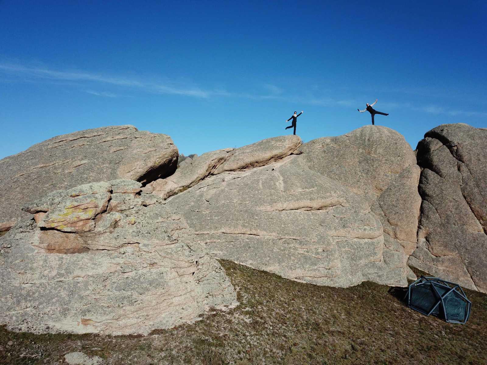 Terelj Rock formations