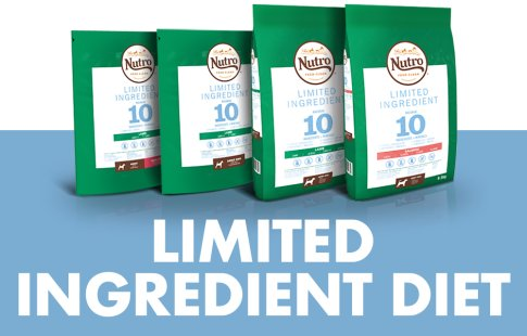 Nutro Limited Ingredient para perros