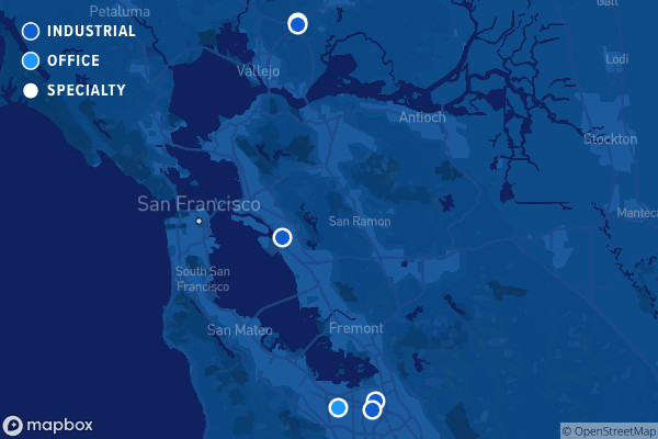 Bay Area Map