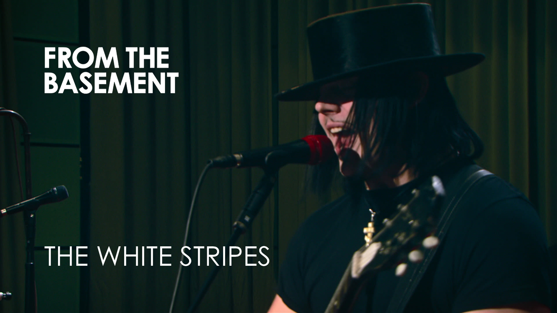 The White Stripes - From the Basement