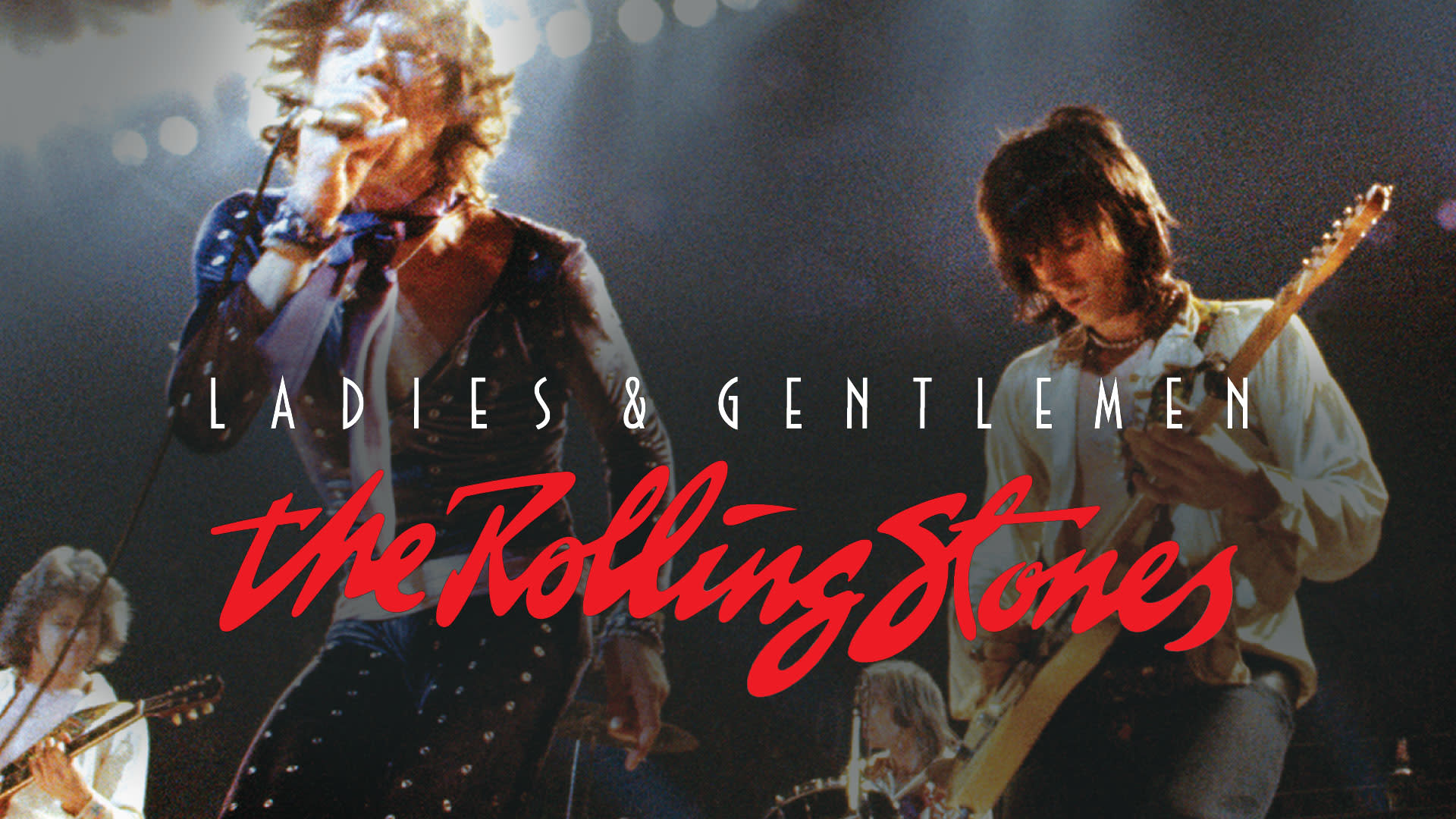 Gentlemen ladies & rolling stones The Rolling
