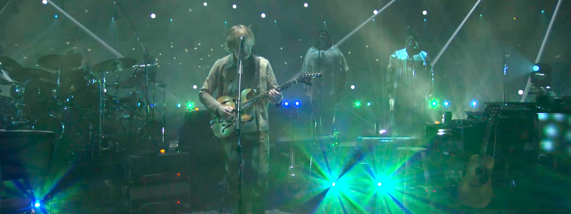 Trey Anastasio: 'Ghosts of the Forest'