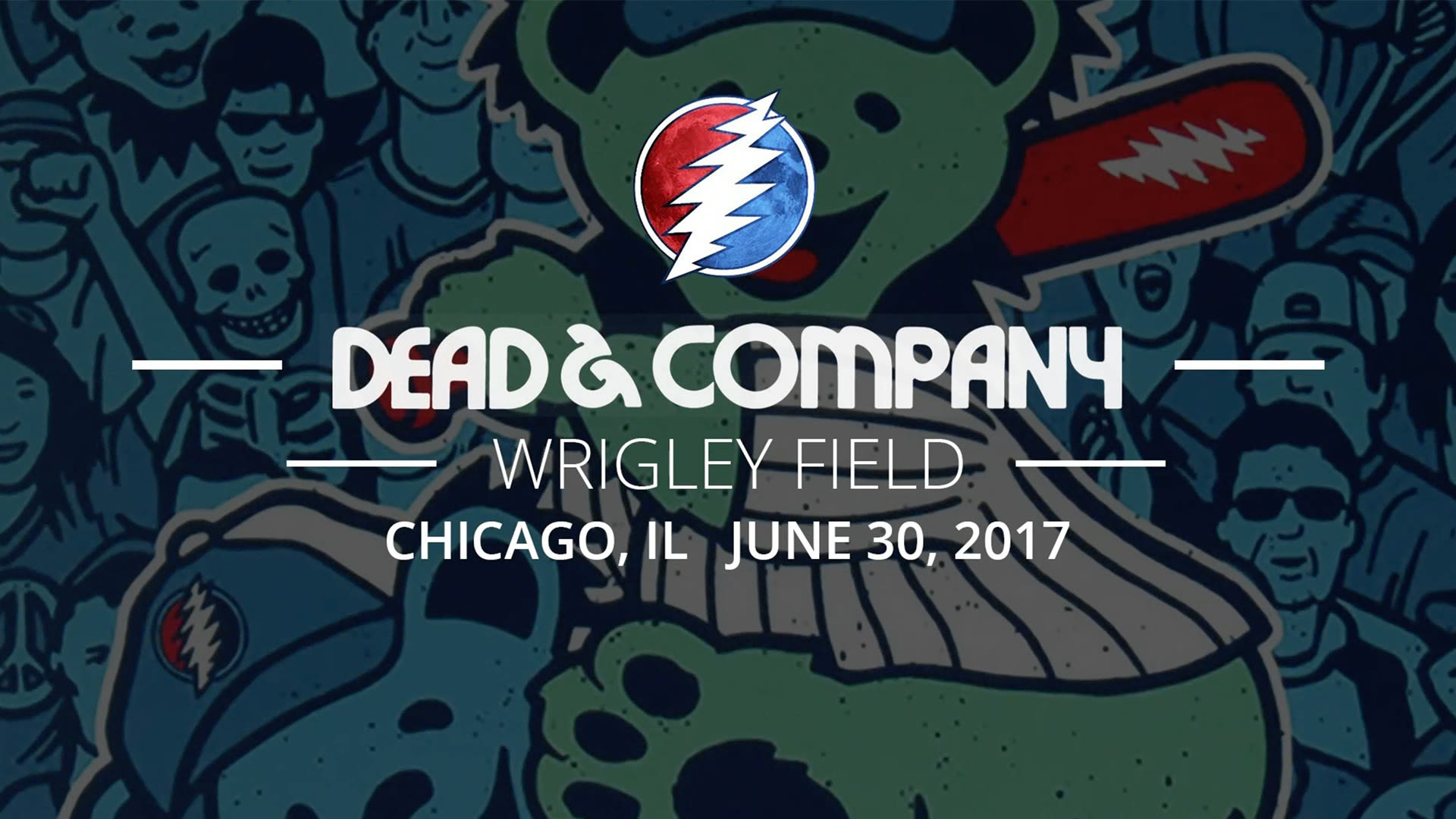 Live at Wrigley Field 6/30/17