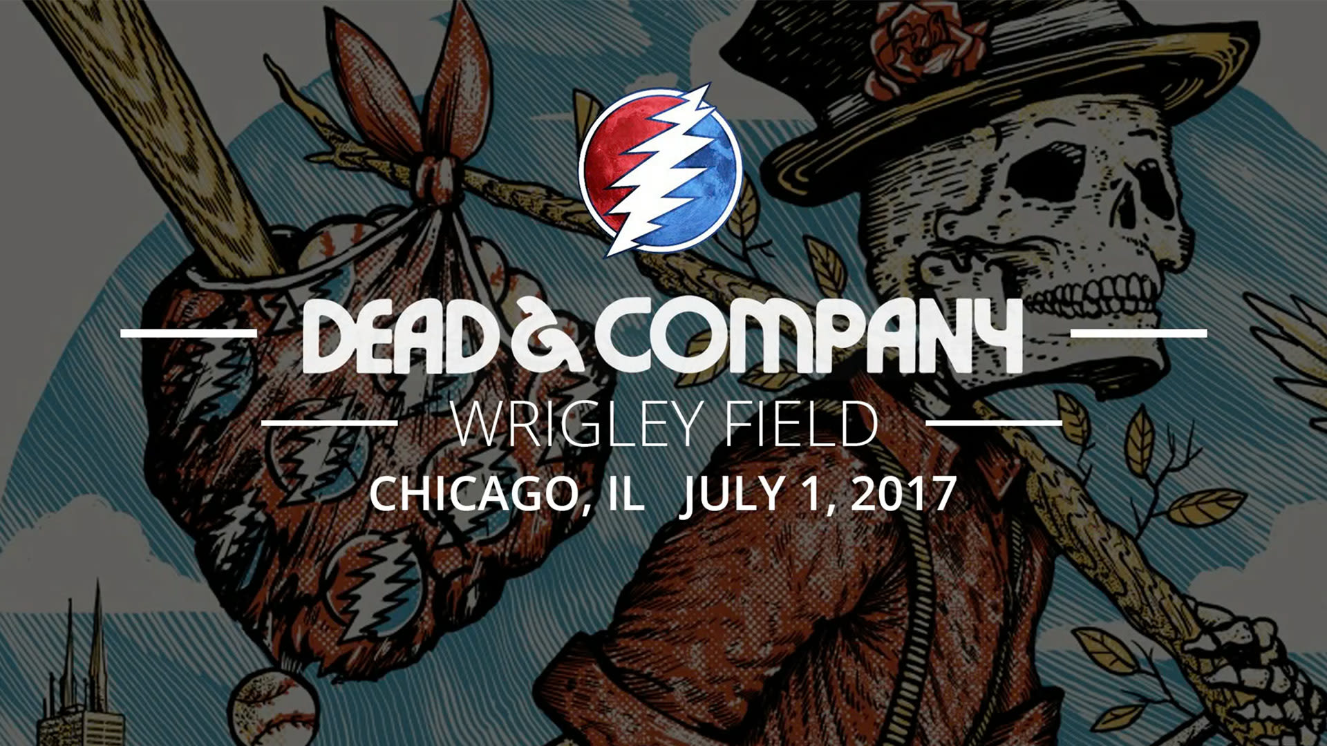 Live at Wrigley Field 7/01/17