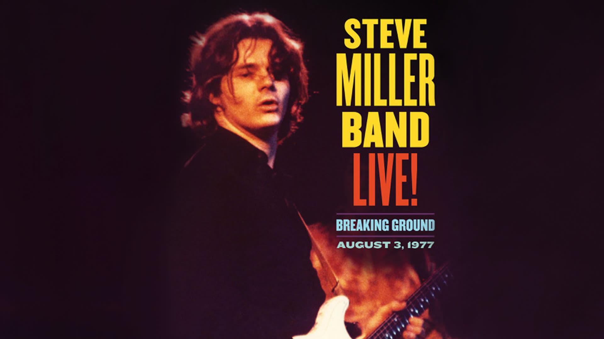 Live! Breaking Ground