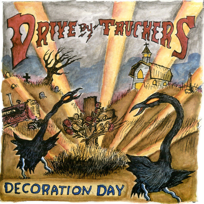 """Cover art for Drive-By Truckers' """"Decoration Day"""" album. 
