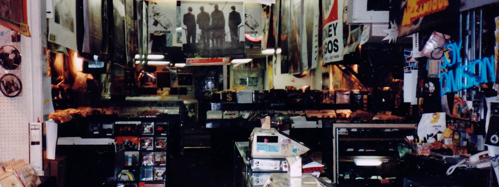 How Wax Trax Invented a Music Scene and Built a Community