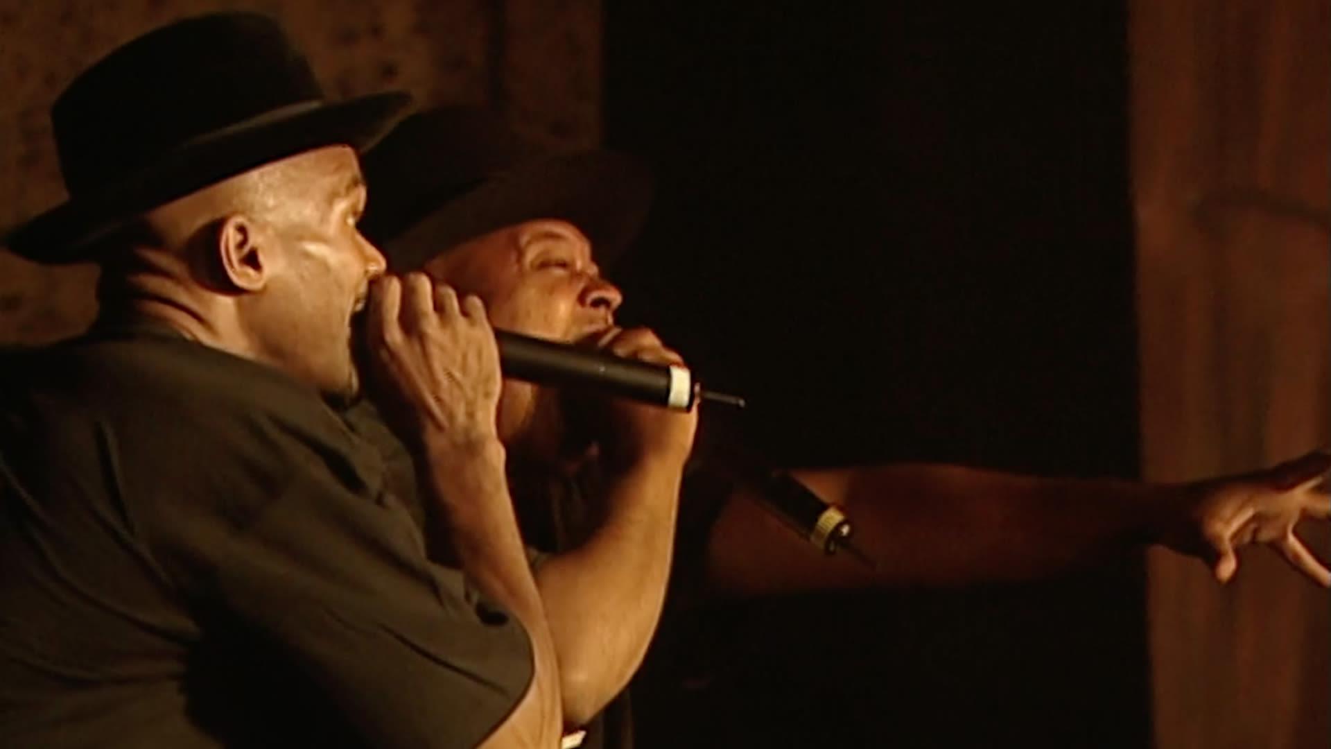 RUN-D.M.C. - Live at Montreux 2001