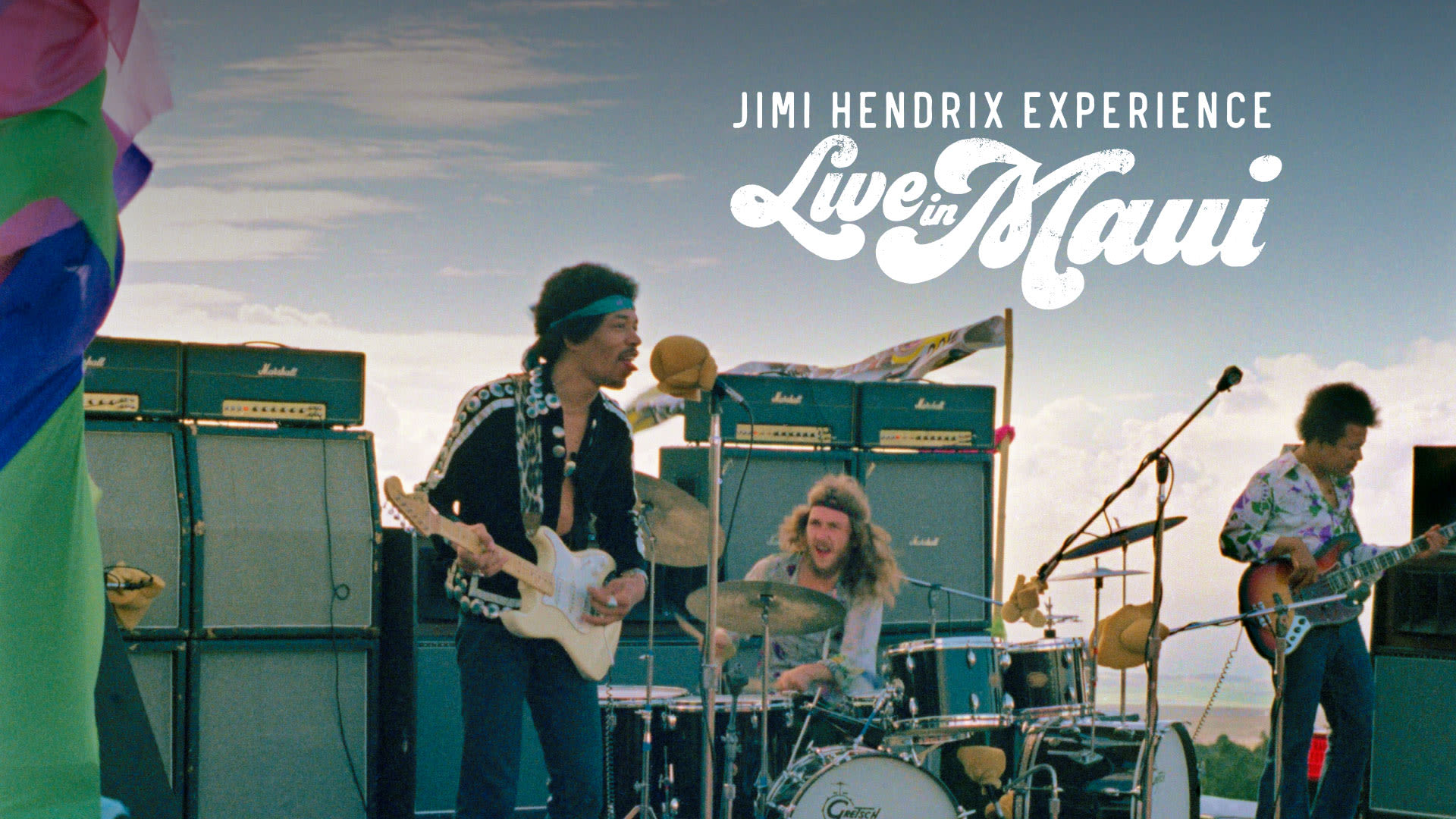 Music, Money, Madness...Jimi Hendrix in Maui