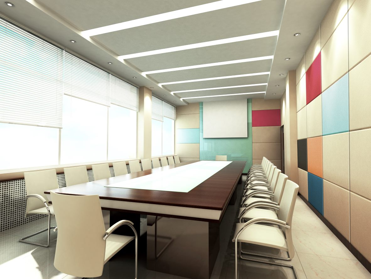 Beige-Meeting-room