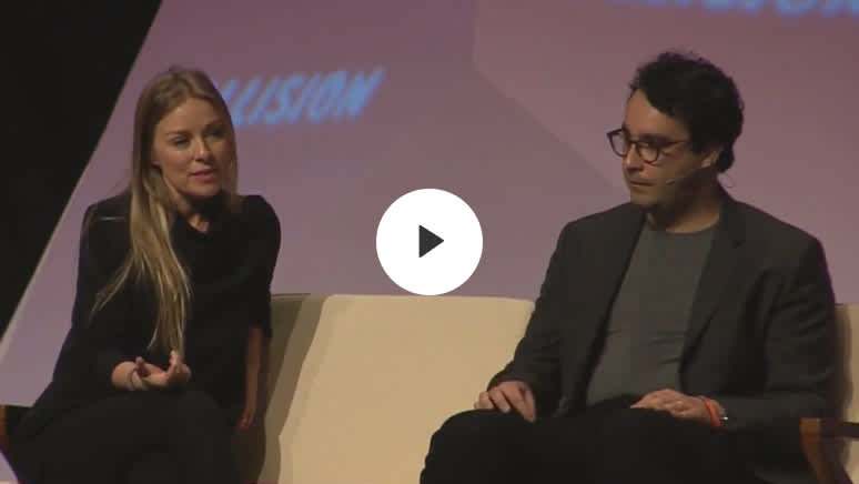 Hicham Oudghiri, CEO and co-founder of Enigma joins Sariah Ashman, CEO of Wolff Olins and John Avalon, Editor-in-Chief and Managing Director of The Daily Beast, on the Center Stage of Collision Conference 2018 to discuss the impact AI may have on society and shed light on how AI will incentivize a world in which cooperation, not competition, will drive future economic value.