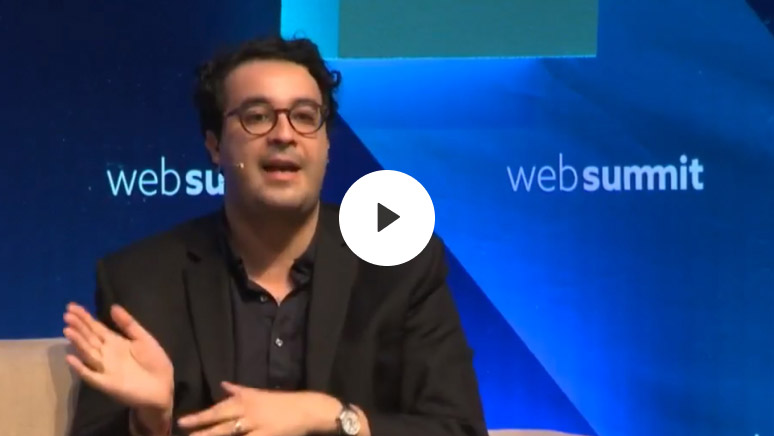 Hicham Oudghiri, co-founder and CEO of Enigma, joins PJ Hagerty and Kris Borchers at Web Summit 2017 to explore the impact of open source on data and coding communities, and discussing the challenges and opportunities it affords.