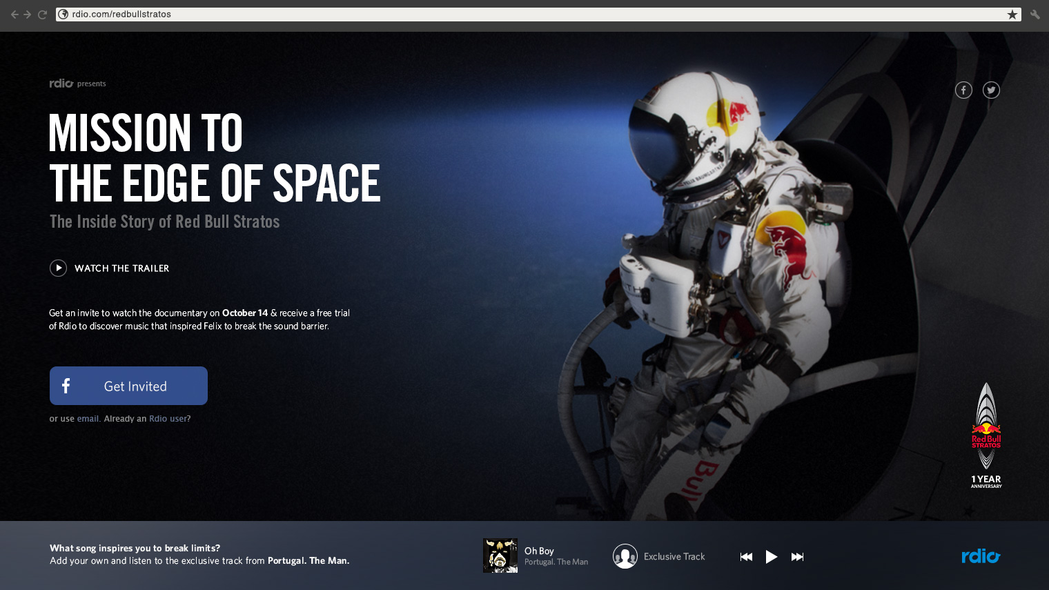 Grow - Rdio: Mission to the Edge of Space