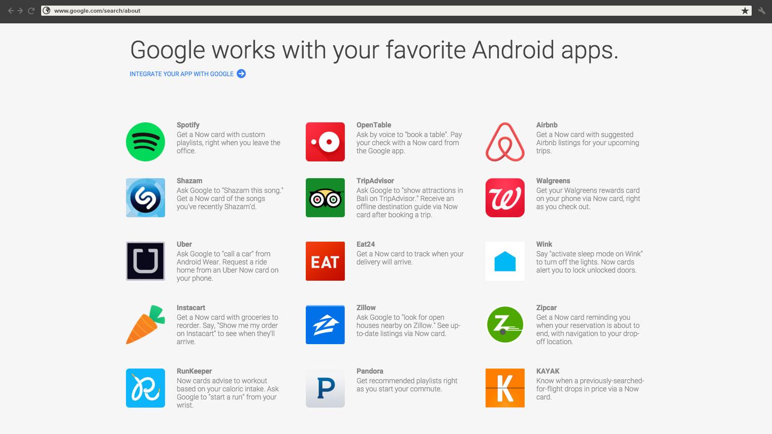 Grow - Google: Google Search