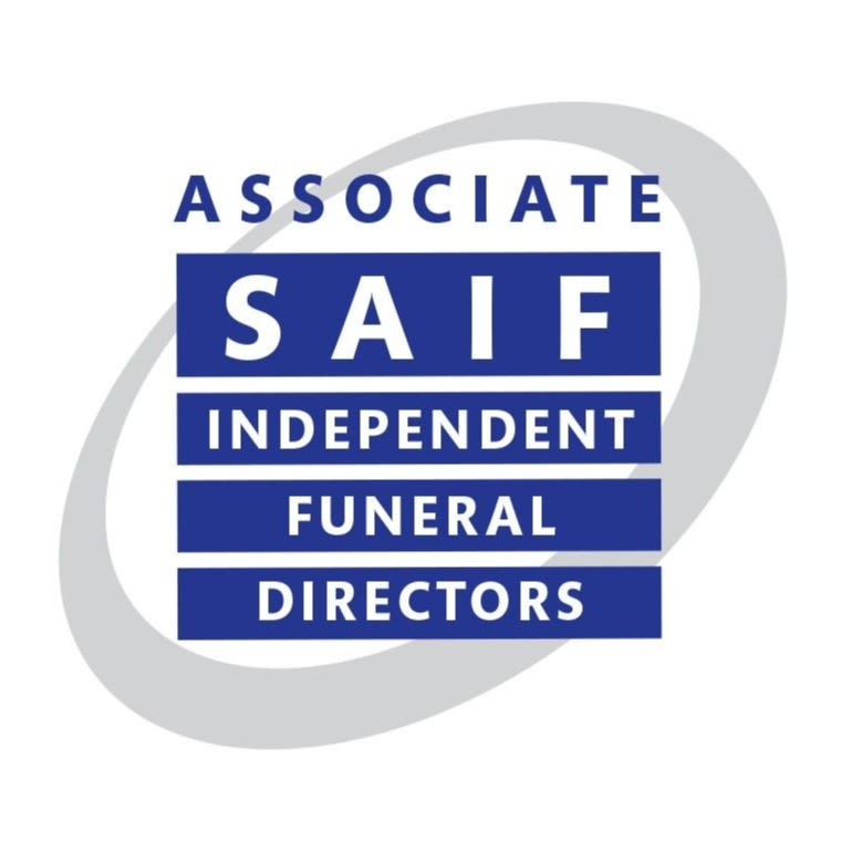 SAIF (The National Society of Allied and Independent Funeral Directors) Logo