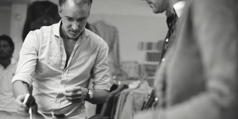 Content management for Gant's ecommerce in six different major markets