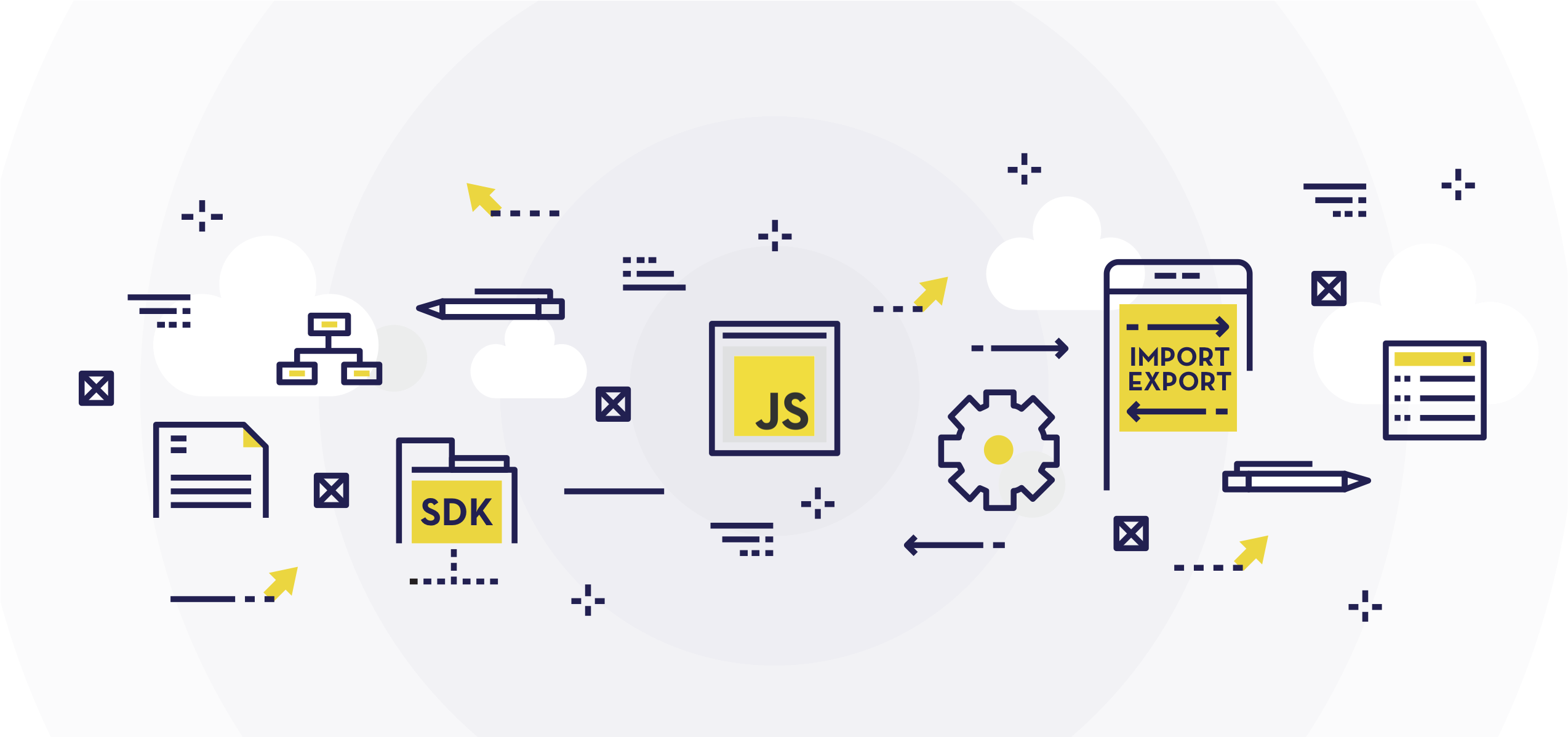 Javascript all the things updated sdks and import export tools pooptronica Choice Image