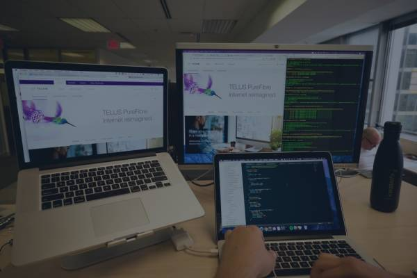 The foundation of TELUS Digital's content operations is Contentful