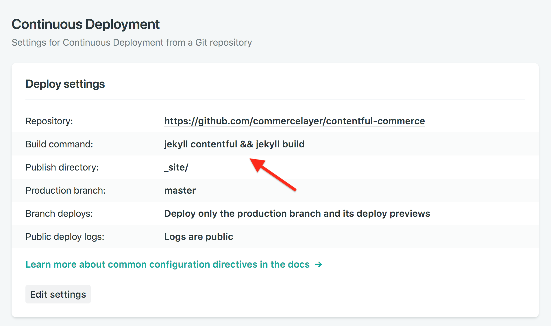 How to Build an Ecommerce Static Site with Jekyll, Contentful, and