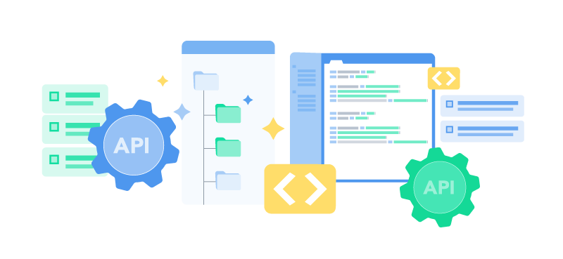 Illustration of new features included in App Framework launch