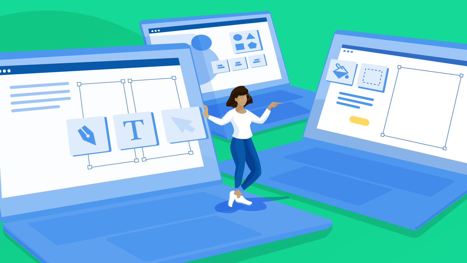Grace Tai, the manager of the brand design team at Contentful, shares her tricks and tips to running an empowered and successful brand design team.