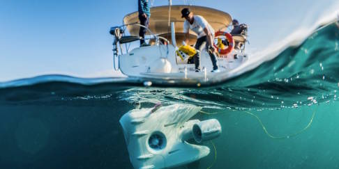 The latest underwater technology backed by the most advanced content management solution