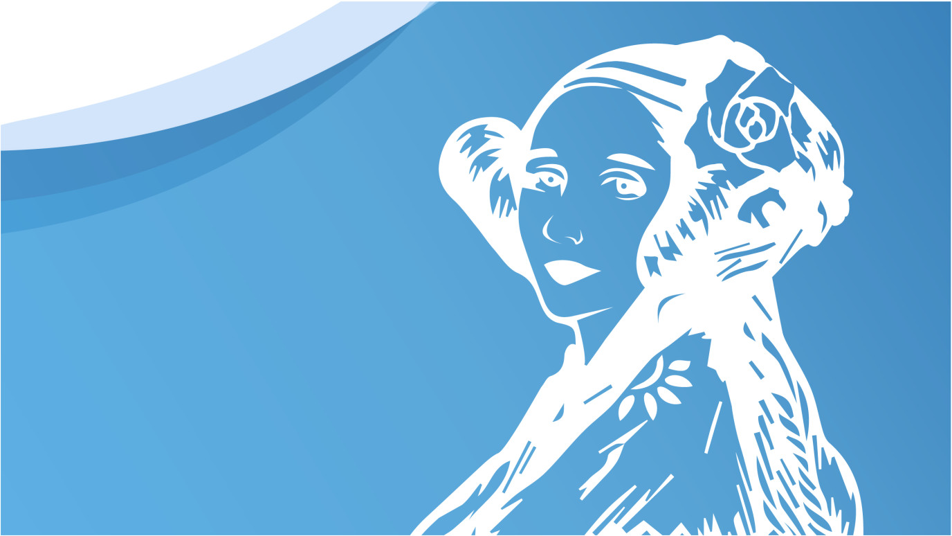 Ada Lovelace Blog header