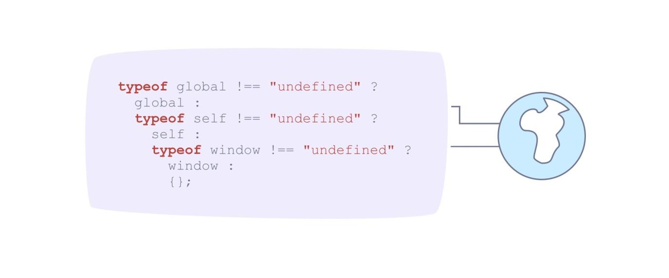 Global variables in JavaScript