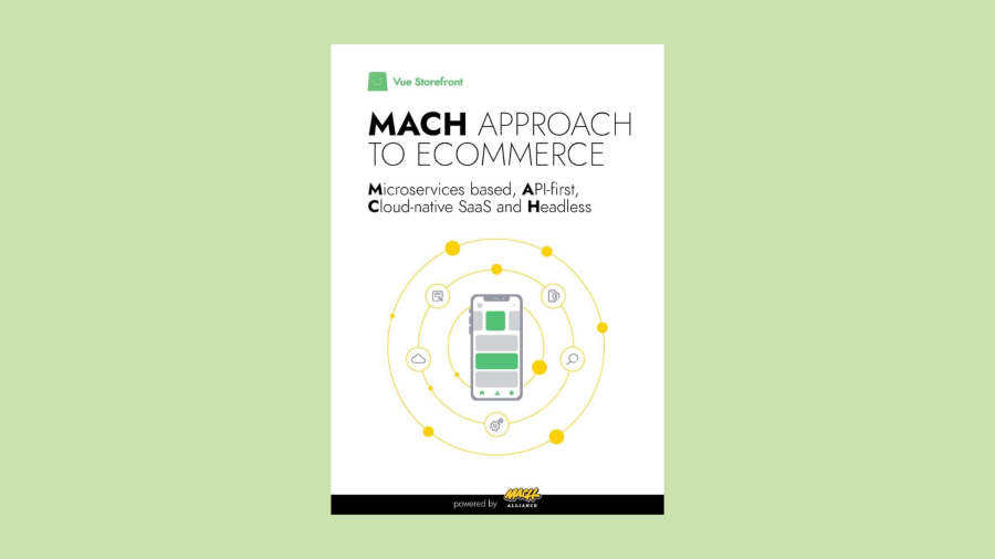 mach ecommerce book image