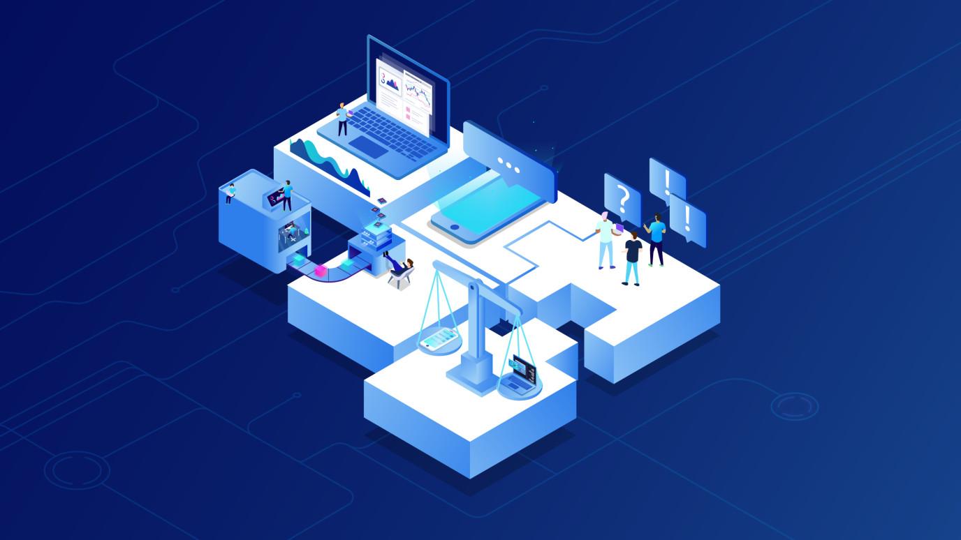 Content modeling organization steps