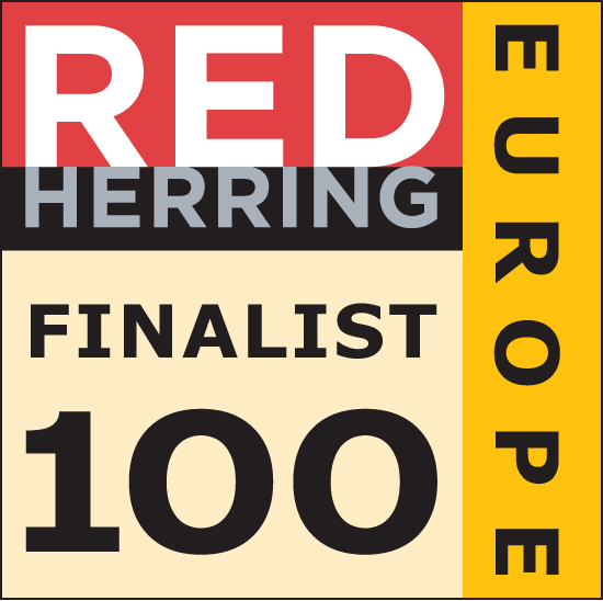 red herring Europe Finalist logo