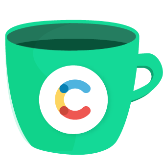 Blog icon Contentful coffee cup