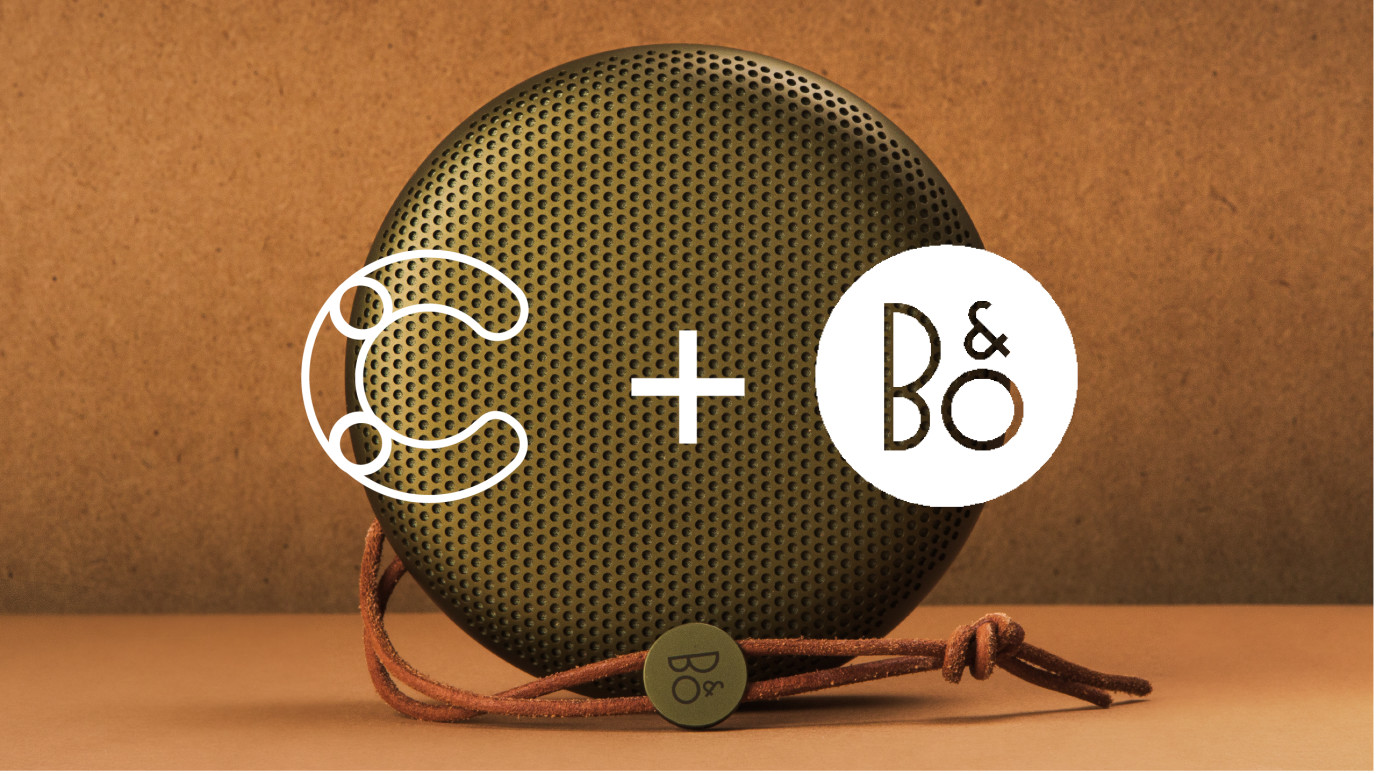 Blog header Bang and Olufsen