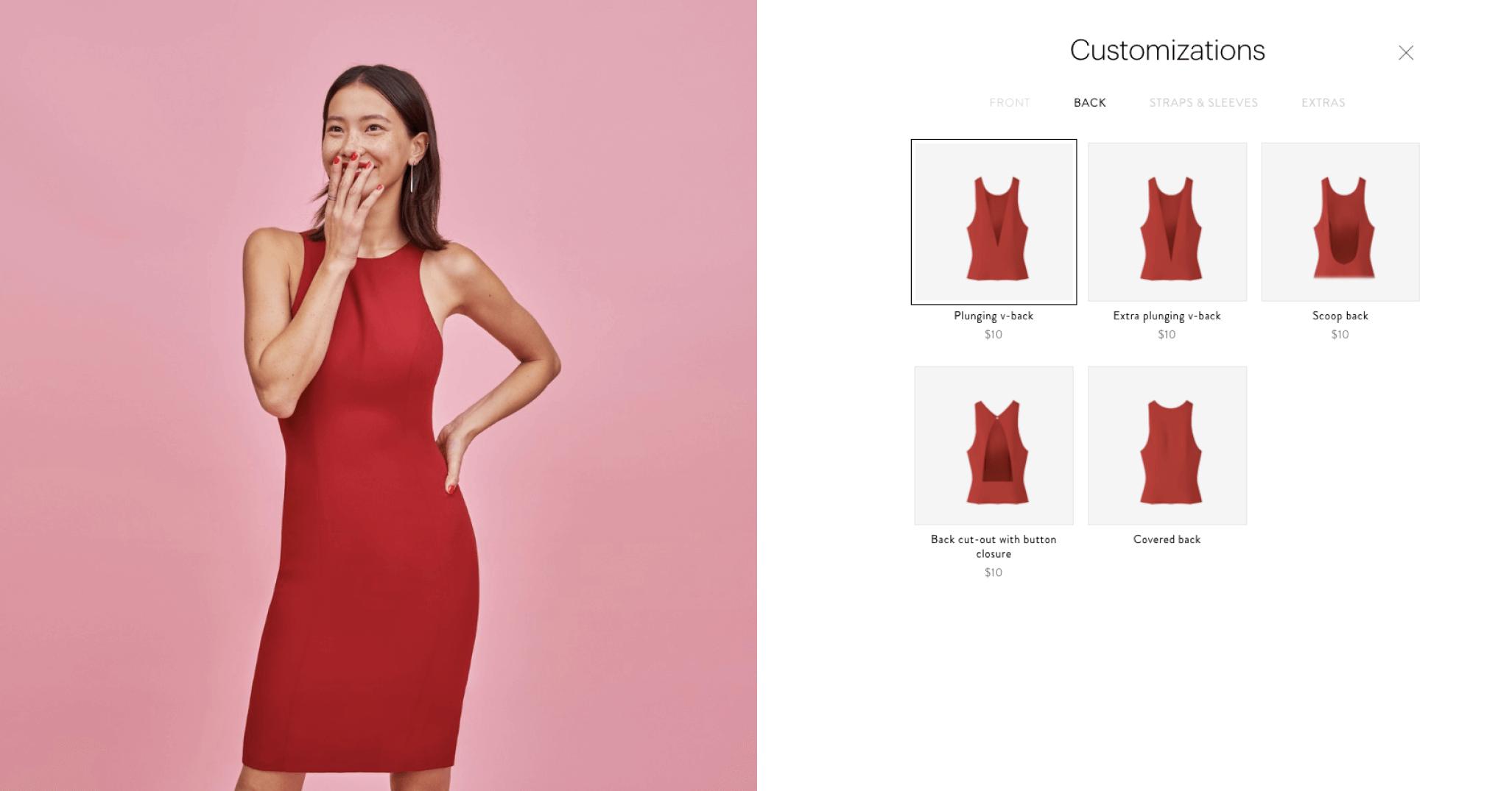 Clothing Customisations