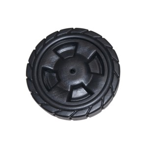How to replace a gas grill wheel