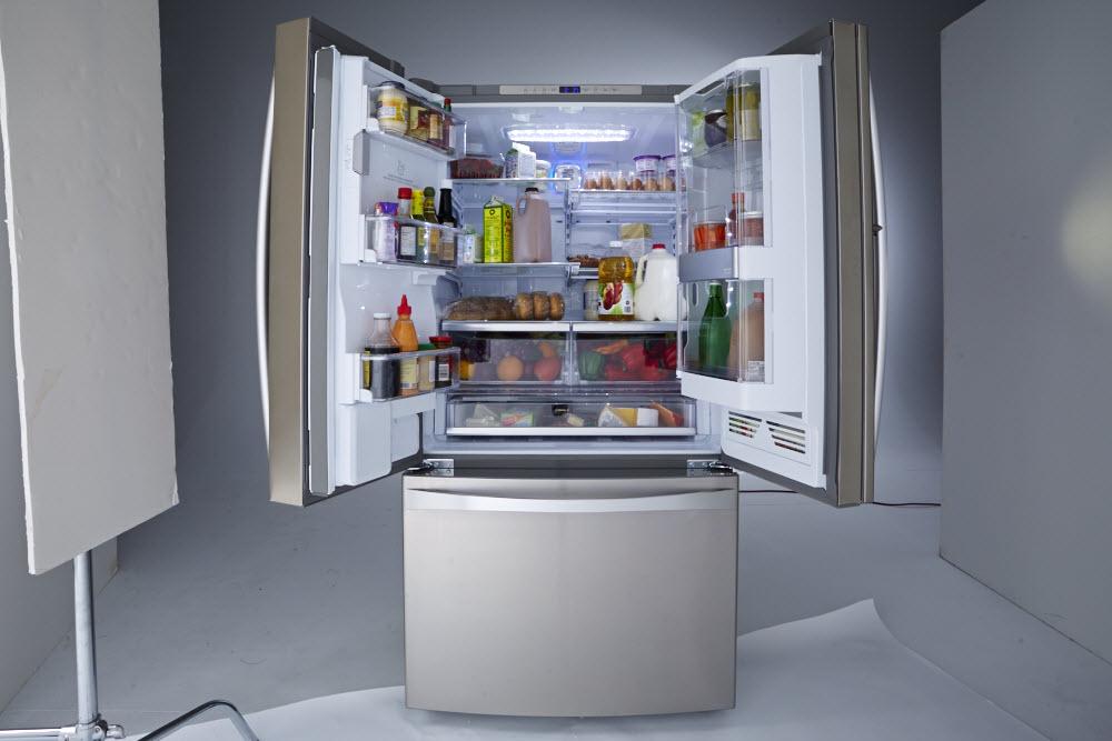 Common refrigerator problems - freezer not cold enough | Symptom