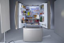 Cool refrigerator makeover tips.