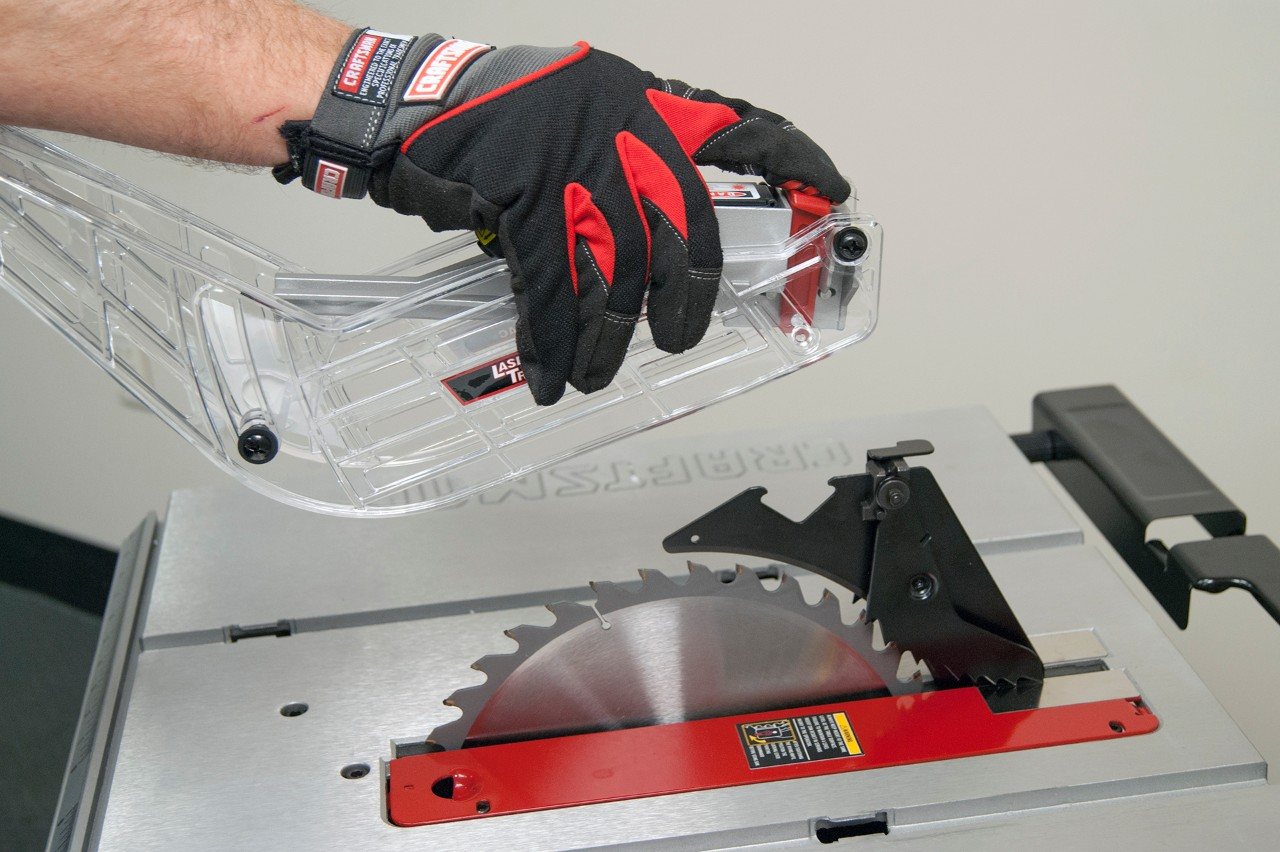 How to adjust a table saw blade | Repair guide