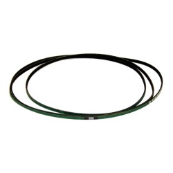 Replace the laundry center dryer drive belt