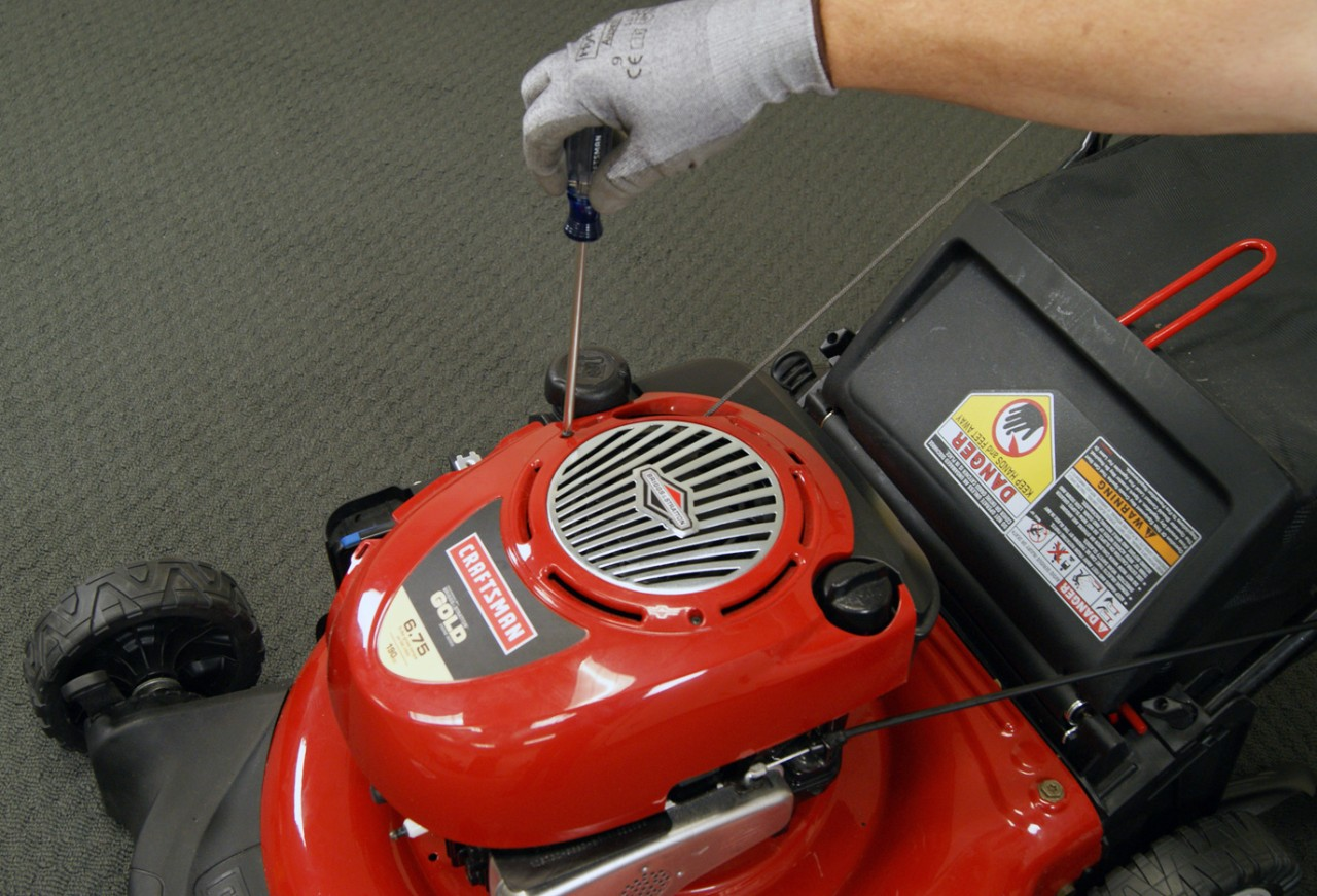 How to replace a lawn mower safety switch | Repair guide