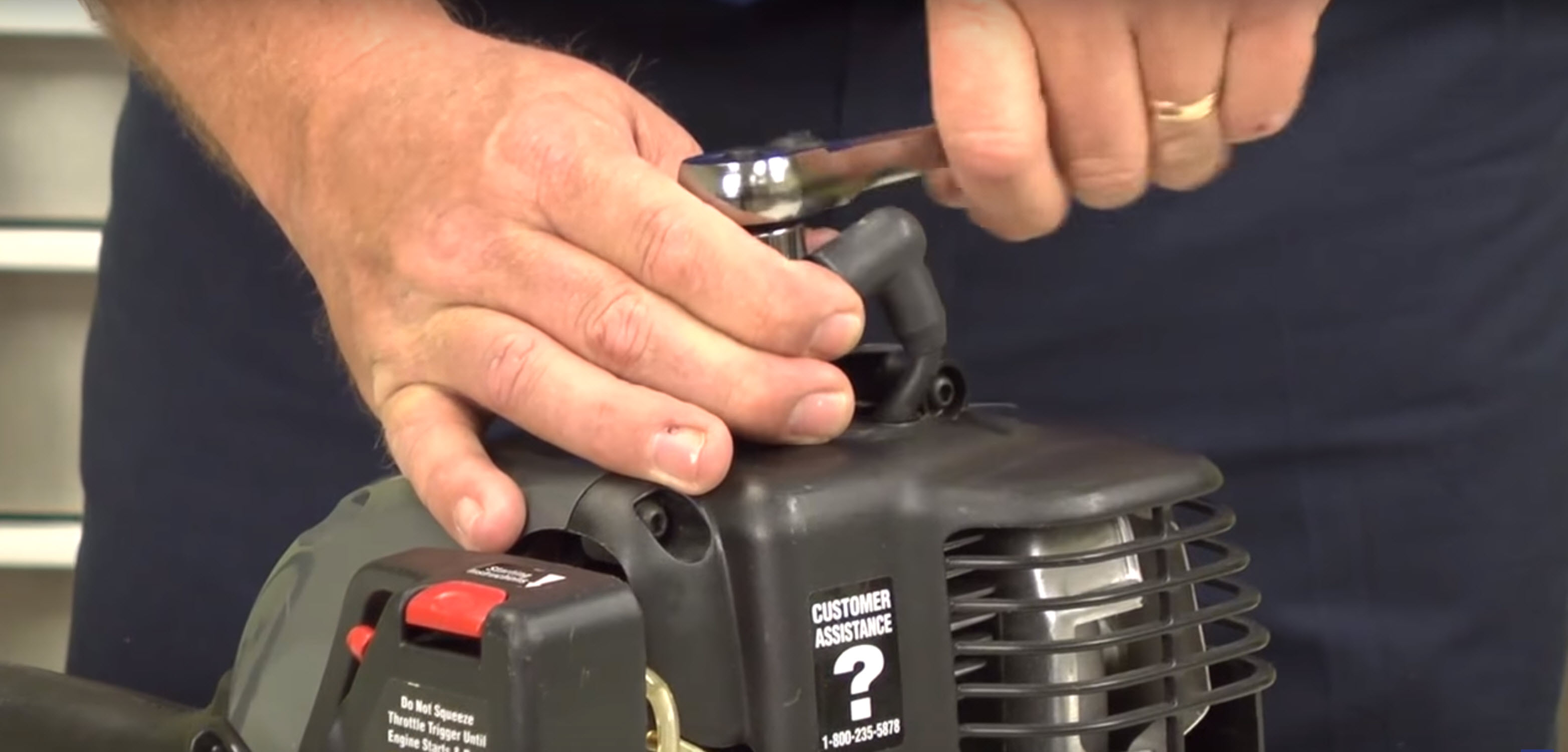 Solving 3 common problems with line trimmer cutting lines