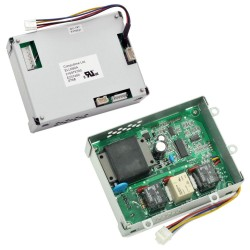 Replace the freezer electronic control board