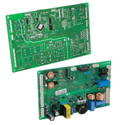 Replace the refrigerator electronic control board