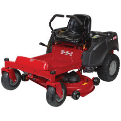 When to maintain a zero-turn lawn tractor.