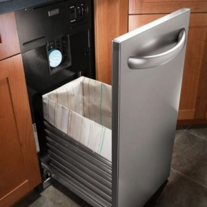 See how to prevent trash compactor odors.