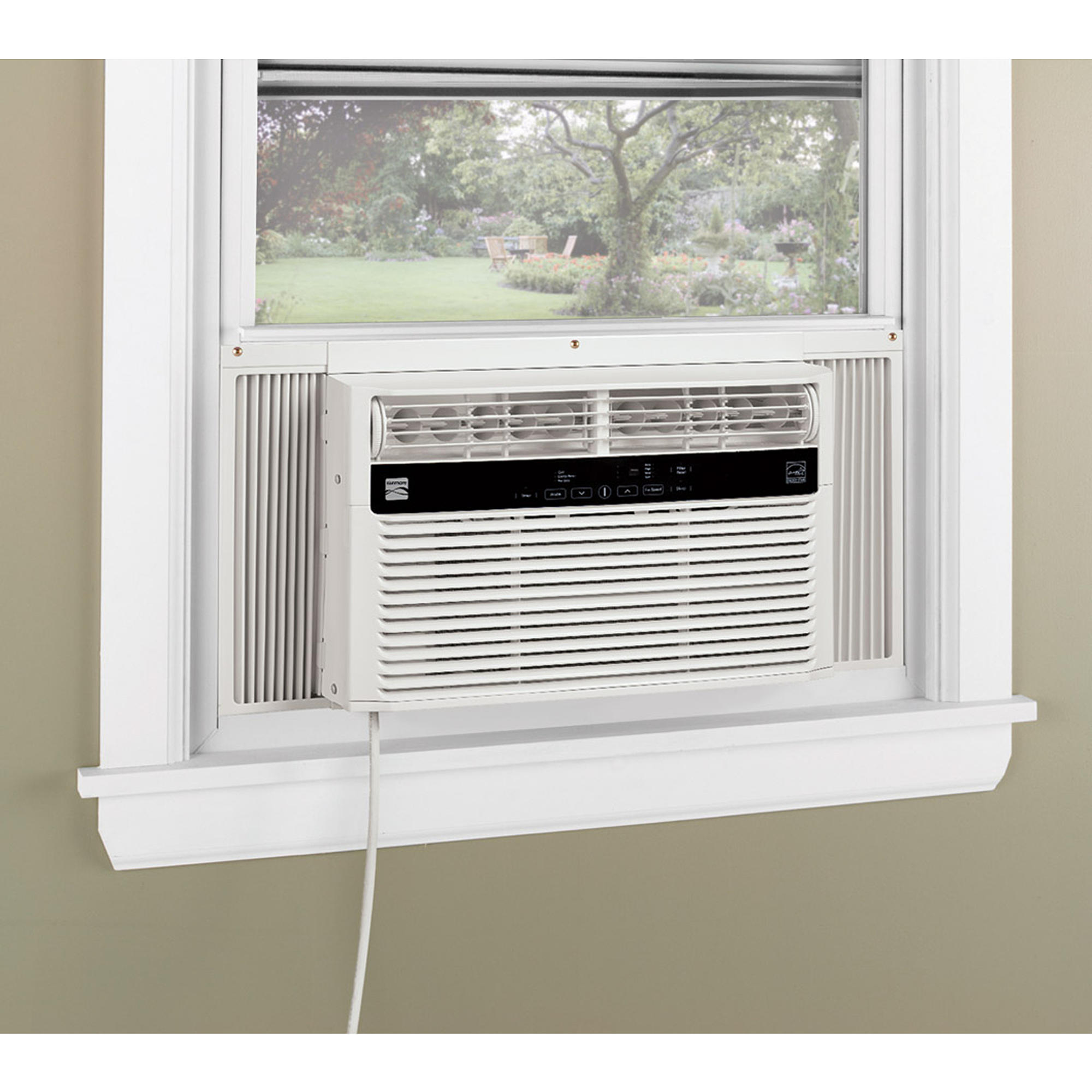 Common window air conditioner problems - running but not