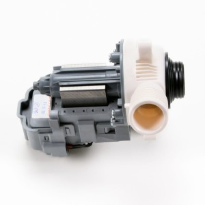 How to replace the drain pump in a top-load washer