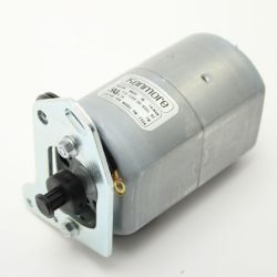 How to replace a sewing machine drive motor