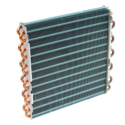 Replace the dehumidifier evaporator coil